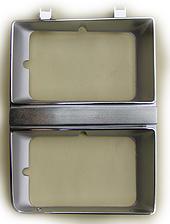 Gmc Chevy C10 C//K 10 Pick Up 88-02 Tail Gate Door Handle 15991785